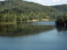 Grayson Lake at Grayson State Park, Grayson, Kentucky