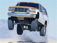 Pre-Runner , Desert Truck, Baja, Chase Trucks etc. Ford Bronco, Ford Pickup Trucks, Trd, Broncos, Old School, Monster Trucks, Vans, Vehicles, Erotica