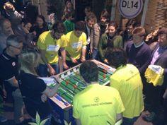 #designleague #2014 #torneo #calcio #balilla #design #archistar #studiarchitettura #virginactivecafe #corsocomo #fuorisalone Concept & Organization by TOWANT www.towant.eu