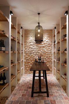 Wine cellar dream home things home wine cellars, wine cellar basement Wine Cellar Basement, Home Wine Cellars, Wine Cellar Design, Wine Cellar Modern, Wine Tasting Room, Wine House, Wine Display, Wine Wall, Wine Storage