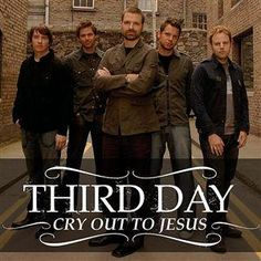 Third Day - music that grounds me :)