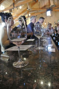 Here at Leoness, it doesn't matter if your glass is half-empty of half-full, as long as you fill it with wine!