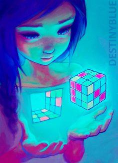 Destiny blue - Im Complicated