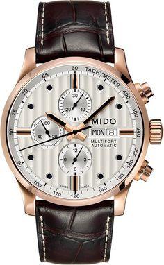 Mido multifort chronograph automatic M0056143603100