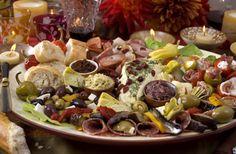Ultimate Antipasto Platter | Recipes & Tips | Mezzetta.com | Don't Forgetta Mezzetta