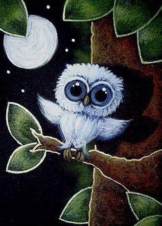 Owl Art, Bird Art, Owl Wallpaper, Owl Pictures, Beautiful Owl, Cute Owl, Art Portfolio, Art Plastique, Bunt