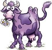 Purple Cow Float (my grandpa's favorite!)