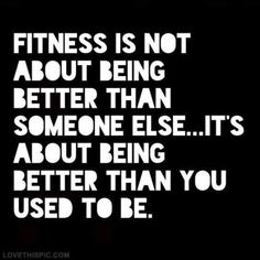 25 Kick-Ass Fitness Quotes   StyleCaster. THIS. Right here, is why I work out. I can honestly swear by it