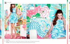 Lilly Pulitzer Lookbook - Fashion Index | Bloomingdale's