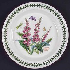 Portmeirion BOTANIC GARDEN Dinner Plate 10 5/8