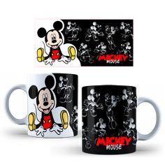 Tazas personalizadas para todo los gustos llévate una y disfruta lo creativo y diversidad de colores Disney Mugs, Disney Art, Miki Mouse, Mickey Mouse House, Different Coffees, Sublimation Mugs, Mug Printing, Mickey Party, Christmas Items