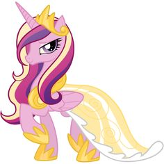 My little pony friendship is magic   Princess candence