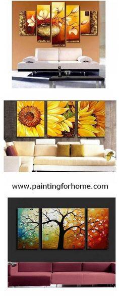 31 best Kitchen Decor, large wall art, modern art painting, oil ...