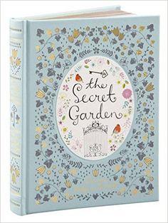 The Secret Garden (Barnes & Noble Leatherbound Children's Classics): Frances Hodgson Burnett, Charles Robinson: 9781435158184: Amazon.com: Books