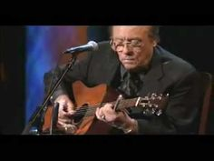 The Three Pickers - Earl Scruggs, Doc Watson, Ricky Skaggs Who will sing for me.mpg