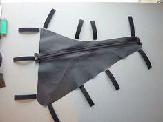 How to Sew a Frame Bag @Brittany Horton Horton Horton Horton Meyn (hint hint)