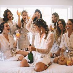 Set Of 6 bridesmaid robe // wedding beach robe // bridal robe Wedding Goals, Wedding Pictures, Dream Wedding, Wedding Beach, Wedding Ideas, Wedding Mandap, Wedding Stage, Wedding Receptions, Boho Wedding