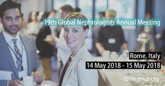 The ultimate destination for #KidneyDisease experts to meet at #Rome for #Nephrologists2018.   #Register today!