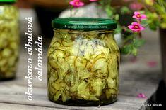 Pickles, Cucumber, Chili, Mason Jars, Anna, Food, Pump, Syrup, Chile