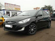 Продается Hyundai Solaris, 2011