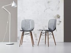 More click [.] Cool Dining Chairs Dining Room Bonaldo Loto Dining Chair From 43100 Inc Vat Iconic Interiors Designer Dining Chairs Contemporary Dining Room Furniture, Modern Dining Chairs, Dining Room Chairs, Modern Furniture, Furniture Design, Furniture Showroom, Kitchen Chairs, Dining Table, Plastic Chair Design