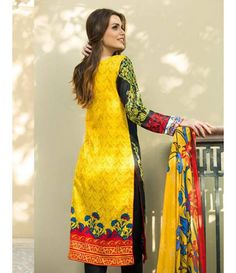 Monsoon Festivana SS '16 Embroidered Collection by Al Zohaib AZ_7A