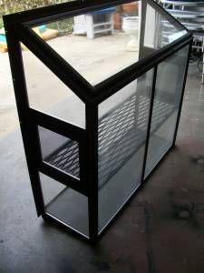 yet another option a BAYVIEW GREENHOUSE WINDOW KIT heating