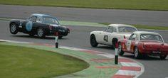 1967 MGB at Silverstone, Anniversary 50 years MGB50 Celebration Race 1962-2012