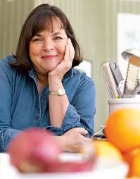 """INA GARTEN  author/ host of the Food Network TV program """"Barefoot Contessa""""/former White House nuclear policy analyst for Presidents Ford and Carter"""
