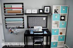 Home Office Organization!
