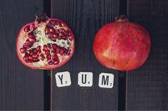 Wonderful variety of pomegranate #yum