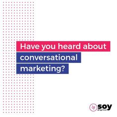 Have you given conversational marketing some thought? Conversational marketing is a 2020 business trend that creates a more human buying experience for customers. Through AI and machine learning,. Sales And Marketing, Machine Learning, Walks, Thoughts, Digital, Business, Products, Store, Business Illustration