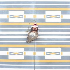 """Our """"new west"""" cement tile patterns are a hoot! Happy Friday from the clé team!"""