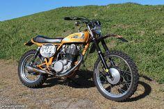 BratStyle / 1978 ヤマハ SR400