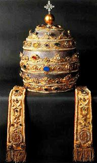 The Tiara of Gregory XVI 1834 Vatican