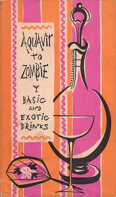 Aquavit to Zombie, by Peter Pauper Press
