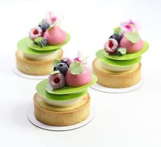 Lemon tart for my buffet desserts class at @savourschool #…   Flickr