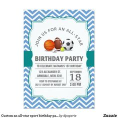carte d 39 invitation anniversaire adulte maillot de foot bleu personnaliser sur. Black Bedroom Furniture Sets. Home Design Ideas