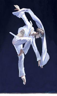 Dance dance by madbalalaika on DeviantArt Bts Jimin, Bts Taehyung, Jimin Fanart, Kpop Fanart, Foto Bts, Jikook, Hxh Characters, Kpop Drawings, Jimin Wallpaper