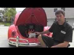 1963 VW Beetle Electric Car Kit Conversion - Classic Volkswagon Walkthrough
