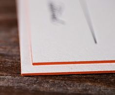 Callaway by Bella Figura available at Ply | PLY: The Ultimate Paper Blog #letterpress #calligraphy #wedding #invitations