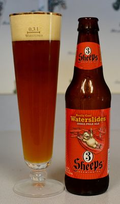 3 Sheeps Brewing Really Cool Waterslides India Pale Ale