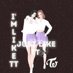 Im like TT just like TT    Sana & Chaeyoung   Edit Cr: @marichanwang   #kpop #kpoper #bff #bestfriends #friends #imvu #game #online #twice #TT #imlikett #justlikett #sana #chaeyoung #mina #momo #jihyo #dahyun #nayeon #jeongyeon #tzuyu #once #oneinamillion #fandom