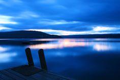 Dock & Ladder to Serenity - Keuka Lake - Finger Lakes Wine Country - Photo Credit: Steve Ainsworth