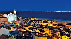 Portas do Sol Lisboa, Portugal Lisbon  Print - Sábado