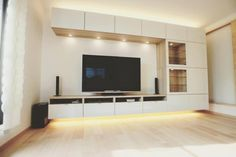 1 elk assembly agency wall mounted with ikea besta tv wall unit Ikea Tv Wall Unit, Living Room Wall Units, Ikea Wall, Living Room Designs, Living Room Decor, Tv Wall Units, Ikea Living Room Storage, Ikea Living Room Furniture, Tv Wall Decor
