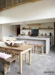 Woonmagazine, Modern Kitchen