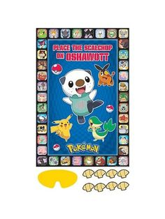 Save $3.25 on Pokemon Party Game; only $5.00