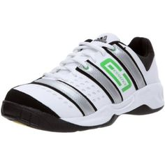 Adidas Stabil Essence Indoor Court Shoes - 6 - White adidas. $52.48