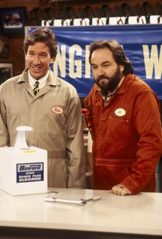 Tim Allen, Richard Karn Tool Time